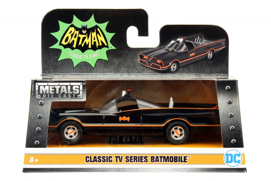 1:32 Batmobile (Classic TV Series)