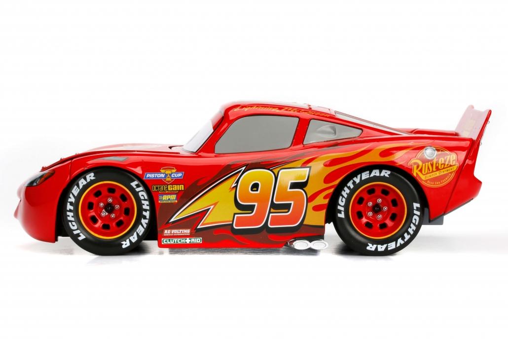 1 24 Lightning Mcqueen Cars 3 Metals Die Cast