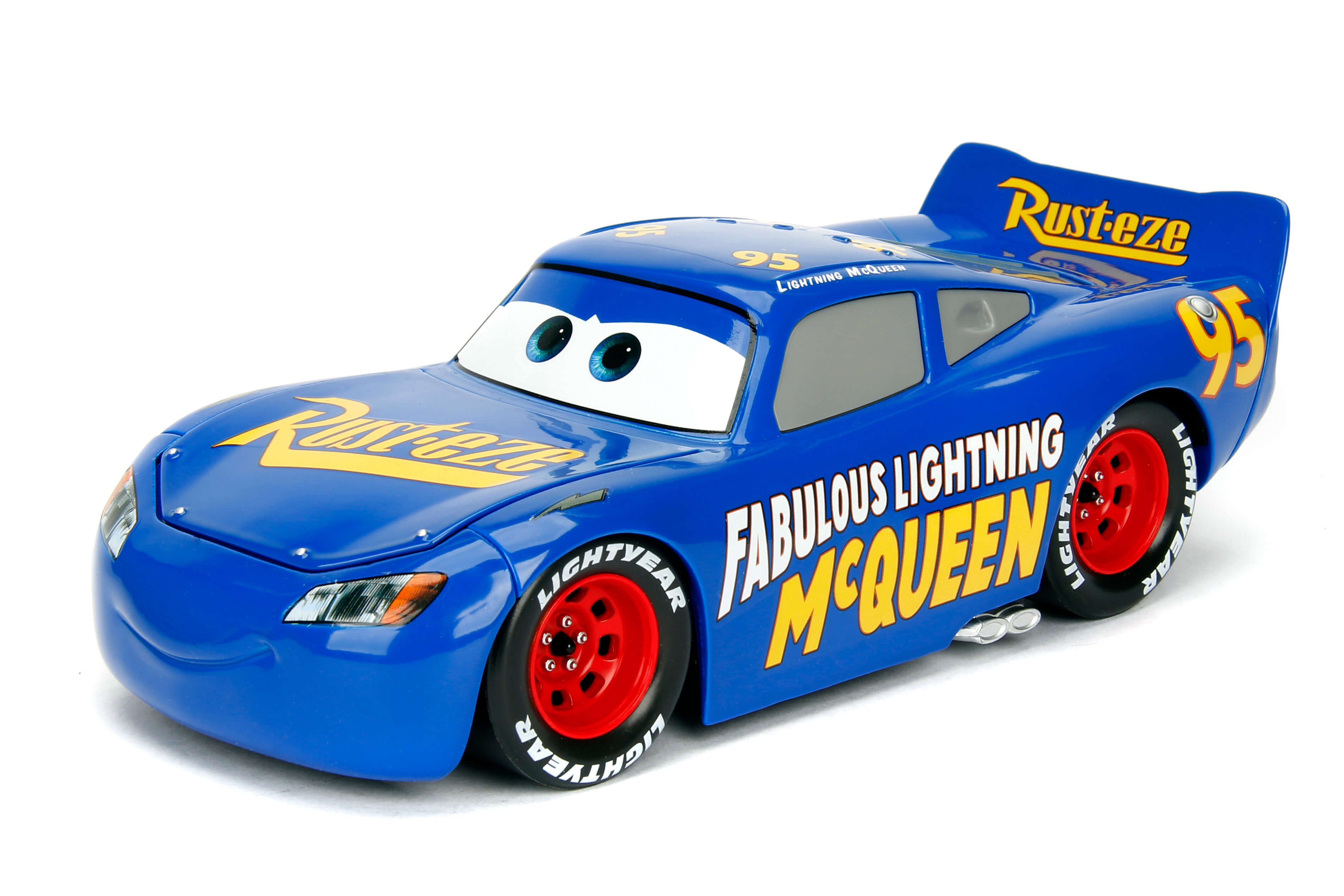 1 24 fabulous lightning mcqueen cars 3 metals die cast. Black Bedroom Furniture Sets. Home Design Ideas