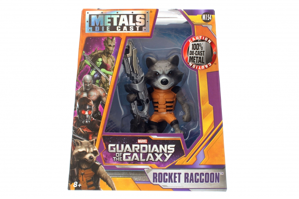 Rocket Raccoon (M154)