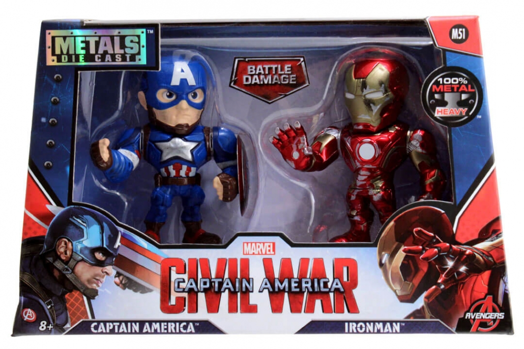 Captain America: Civil War Twin Pack (M51)