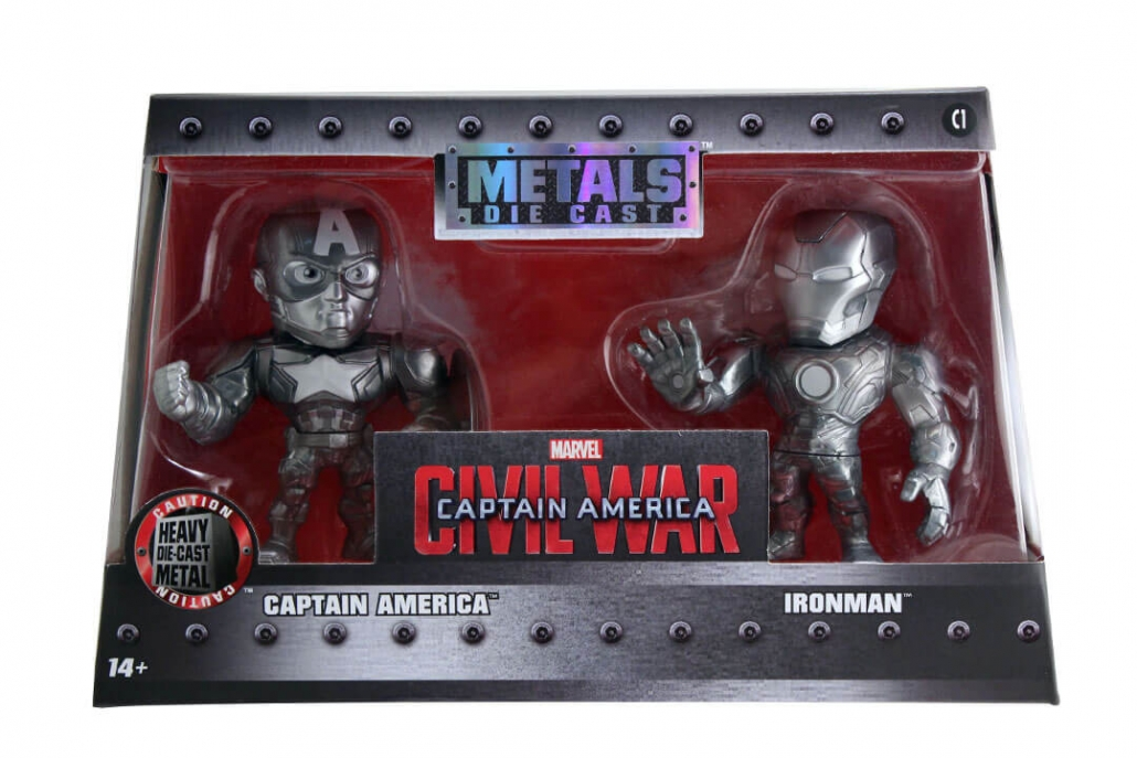 Captain America: Civil War Twin Pack (M51) Exclusive