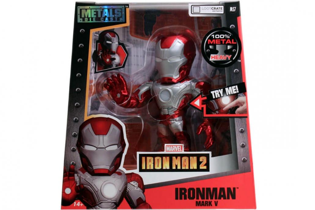 Iron Man Mark V 6 inch (M57)
