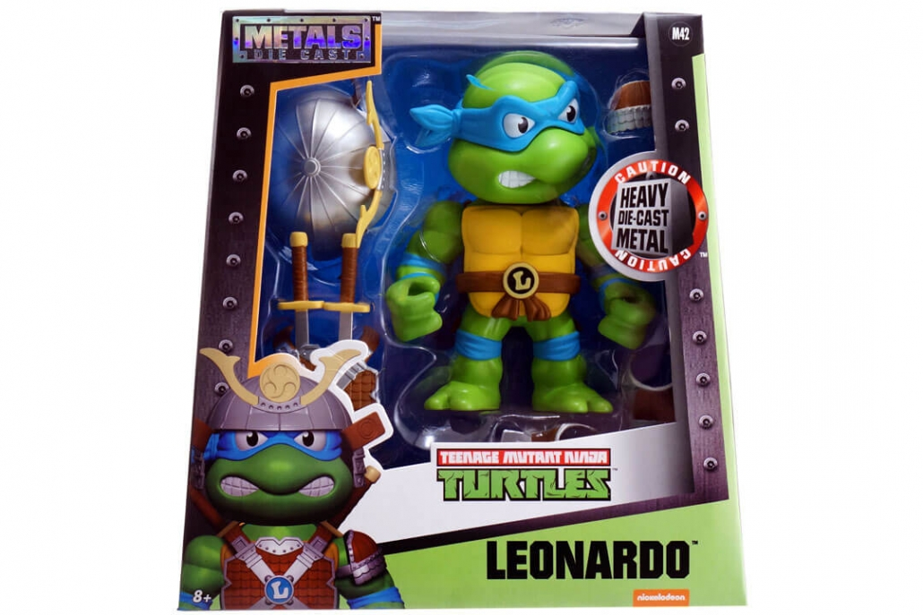 Leonardo w/ Armor 6 inch (M42)