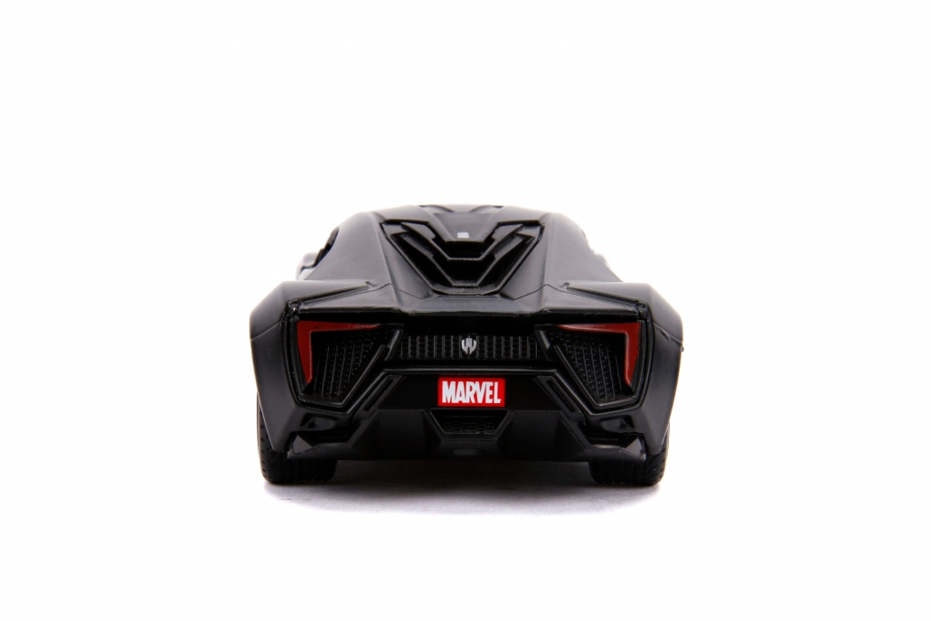 1:32 Lykan Hypersport (Black Panther – Marvel) | Metals Die Cast