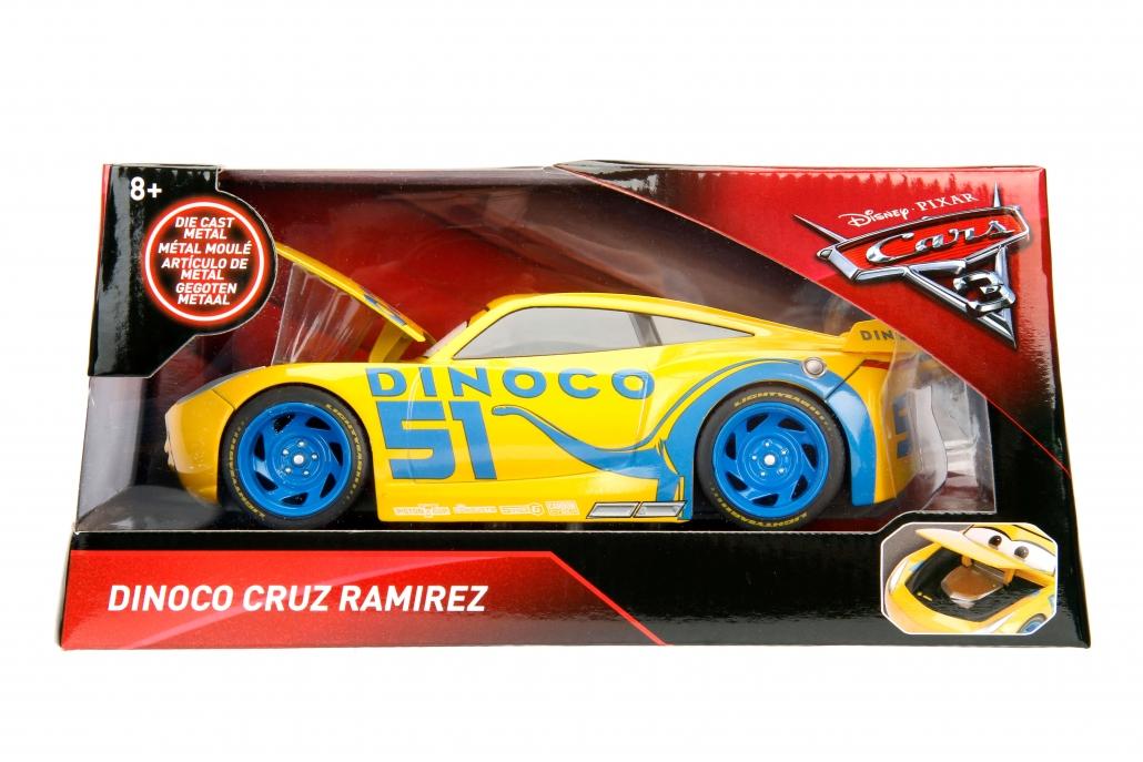 Cruz Cars  Dinoco
