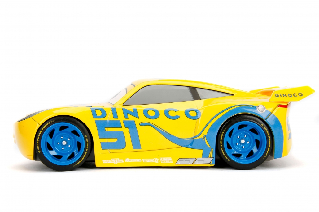 1 24 cruz ramirez dinoco cars 3 metals die cast. Black Bedroom Furniture Sets. Home Design Ideas