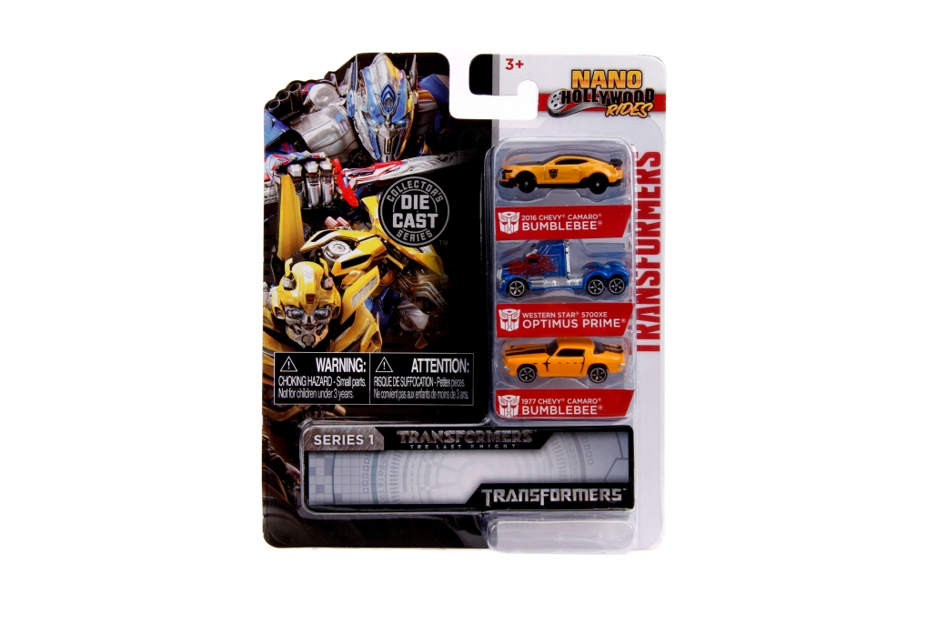 Nano hollywood rides transformers 3 pack w1 metals die cast - Images of bumblebee from transformers ...
