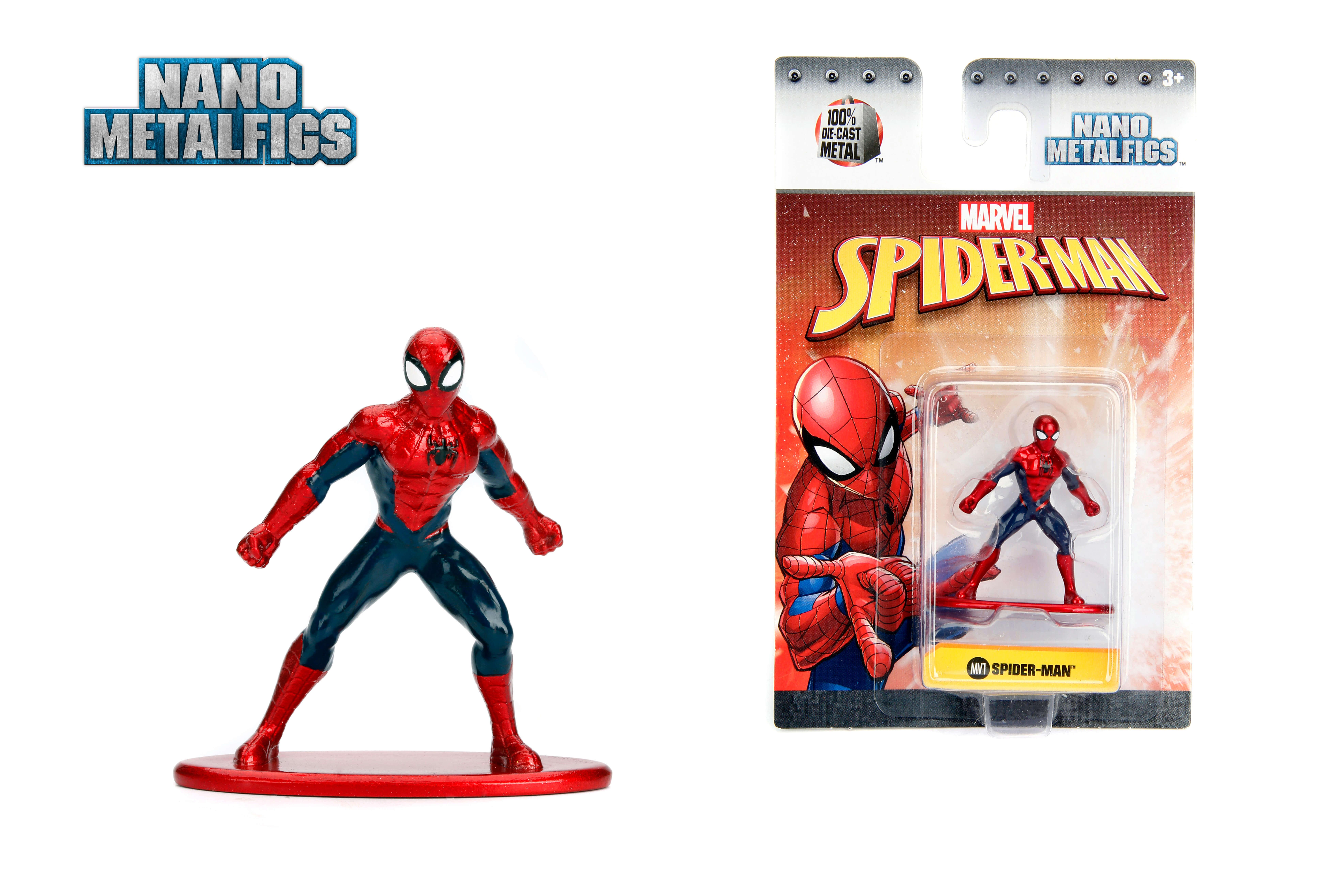 Spider Man Mv1 Metals Die Cast