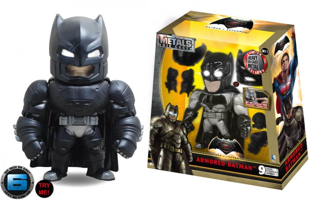 Armored Batman 6 inch (M11)