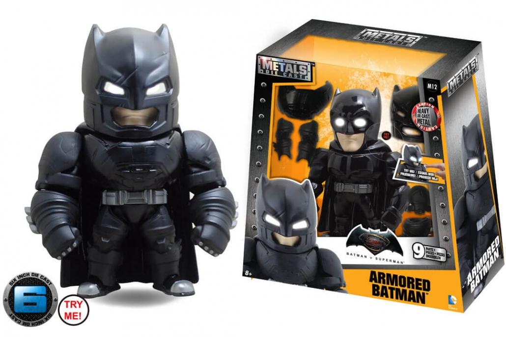 Armored Batman 6 inch (M12)