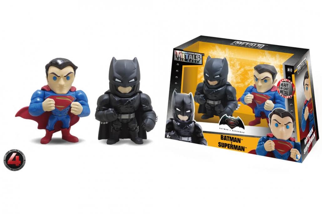 Batman v Superman Twin Pack (M10)