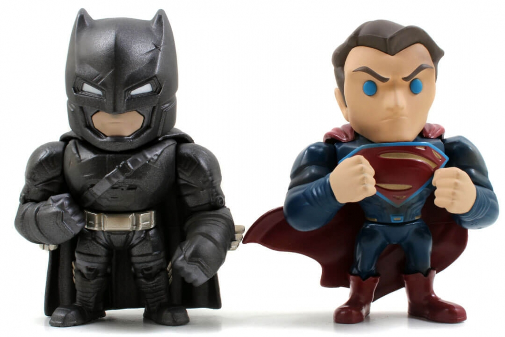 Batman v Superman Twin Pack (M9)