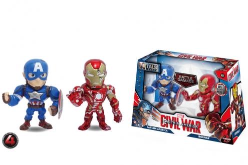 Captain America: Civil War Twin Pack (M51)