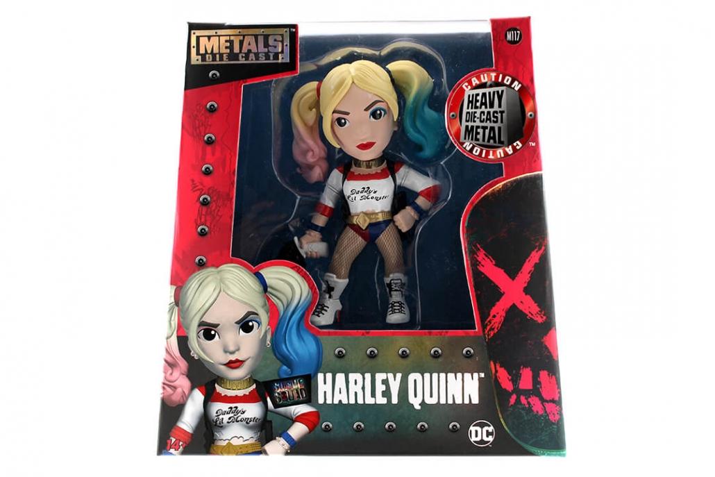 Harley Quinn w/ Gun (M117)